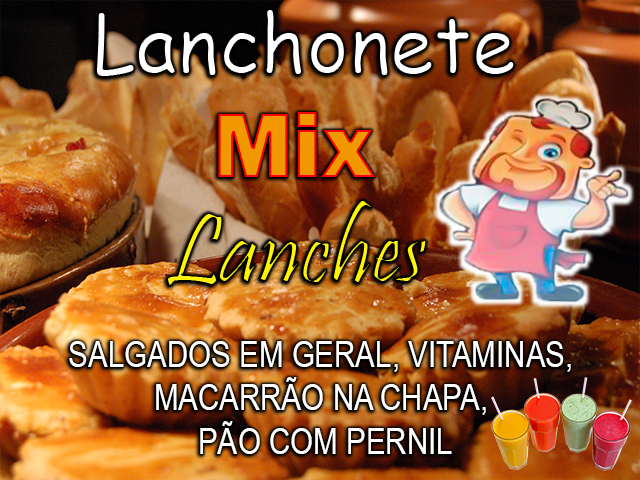 MIX LANCHES
