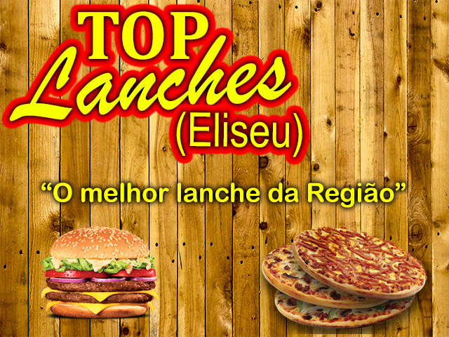 TOP LANCHES