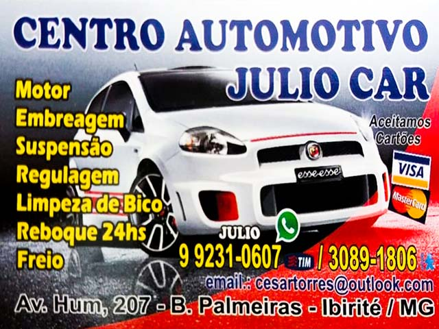 CENTRO AUTOMOTIVO JULIO CAR